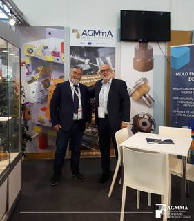AGMMA GROUP at THE MOULDING EXPO 2019
